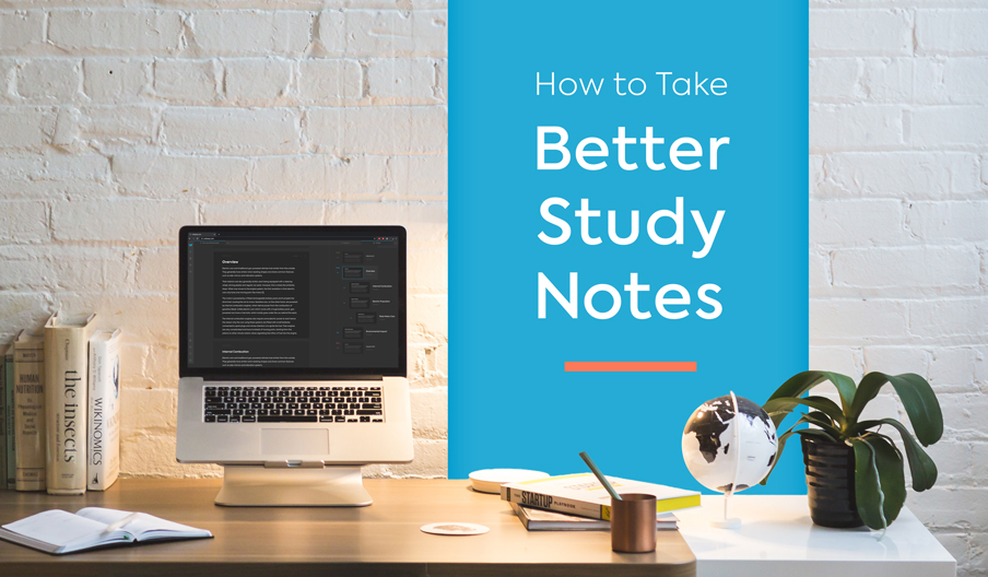 better study notes blog banner