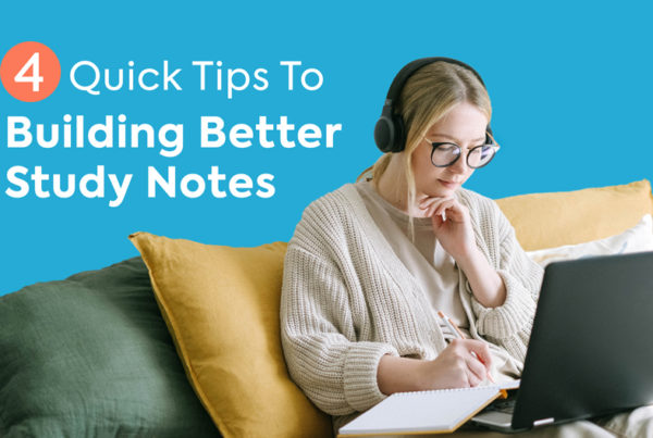 building better study notes banner
